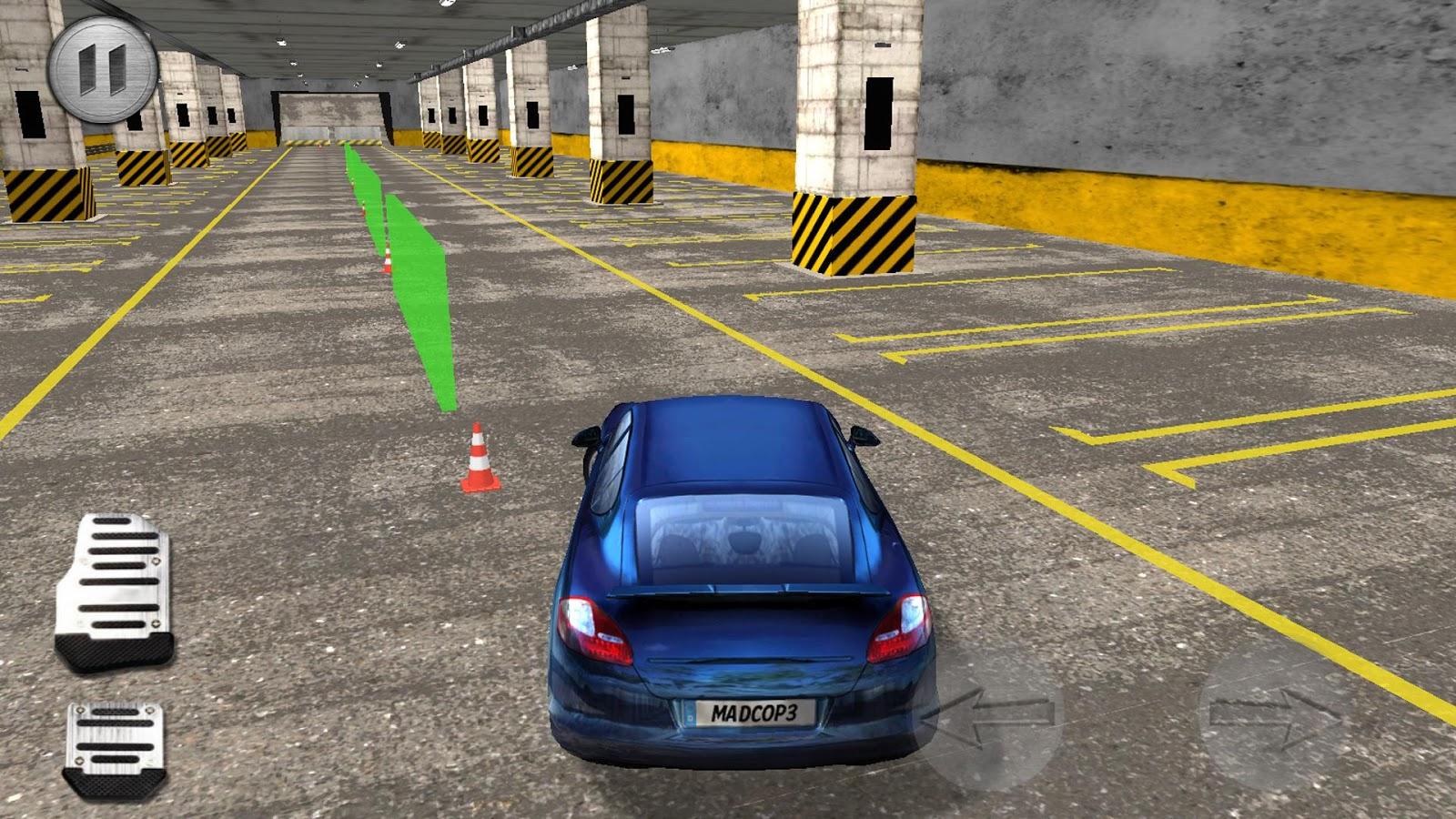 Driving Games: Car Parking – Real 3D Simulator