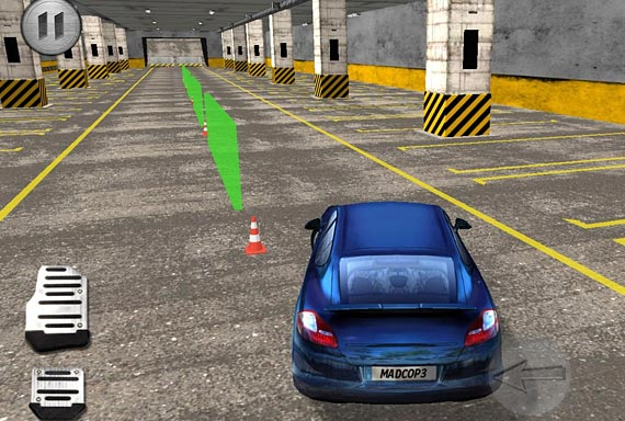 Car Parking – Real 3D Simulator
