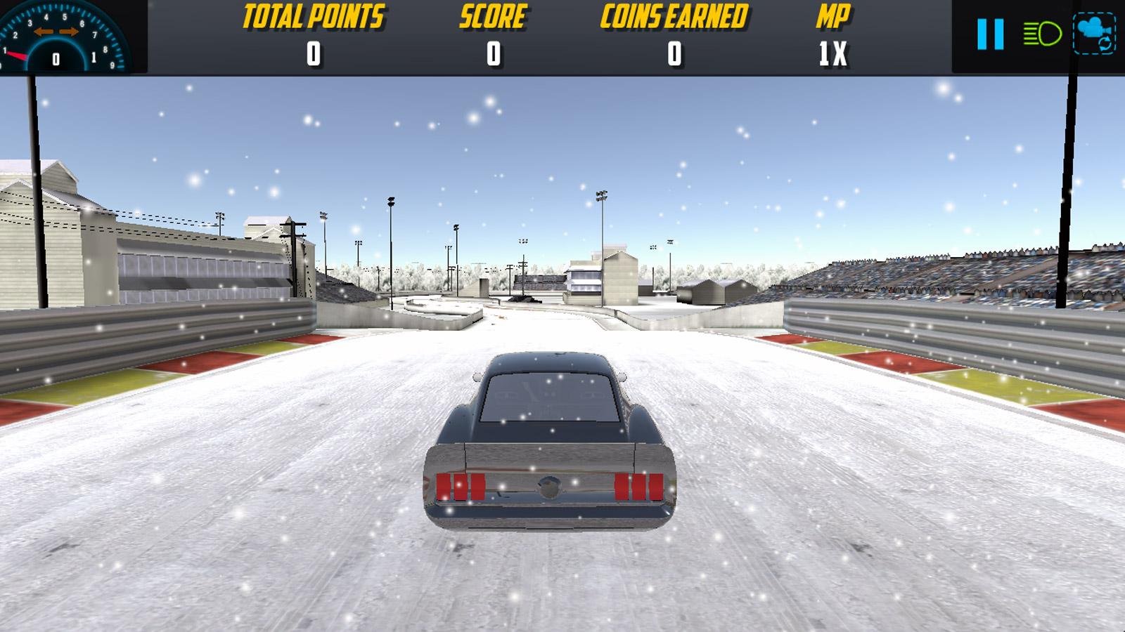 Driving Games: Burnout Drift