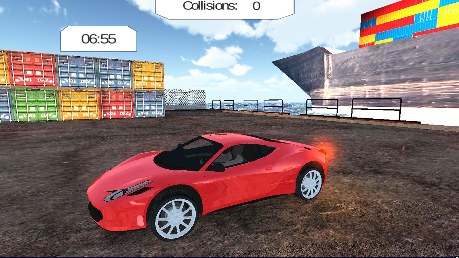 Driving Games: Car Parking 2