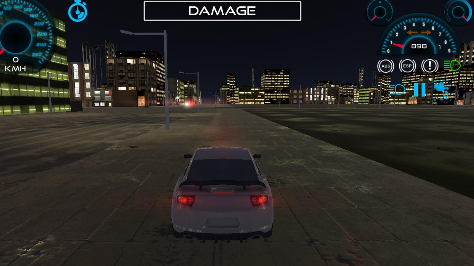 Driving Games: City Car Driving Simulator
