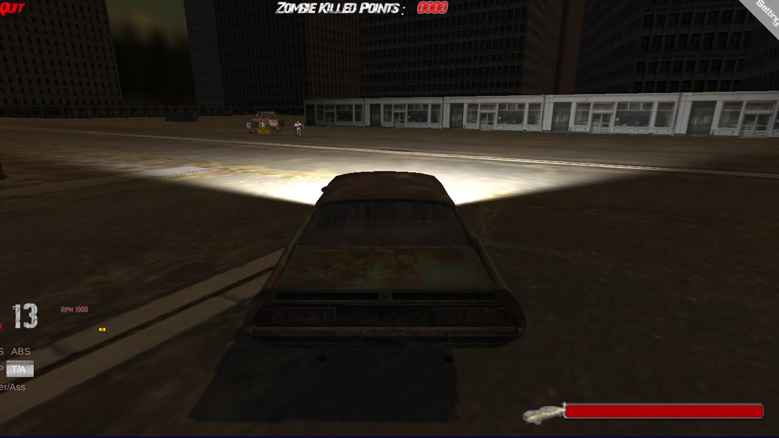 Driving Games: Drift Z