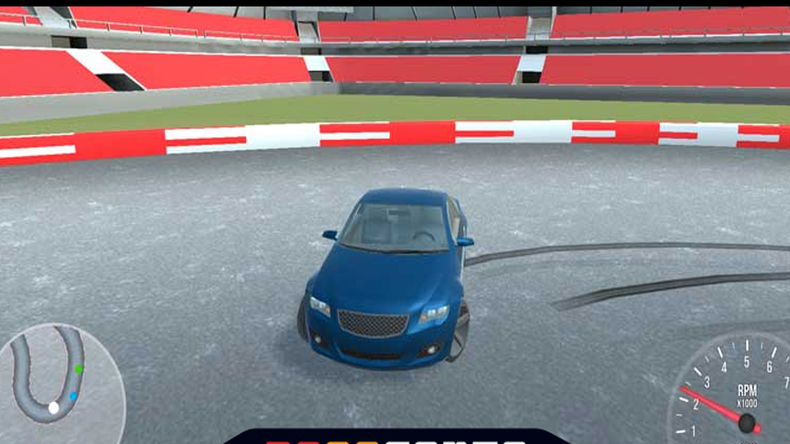 Driving Games: Mad Drivers