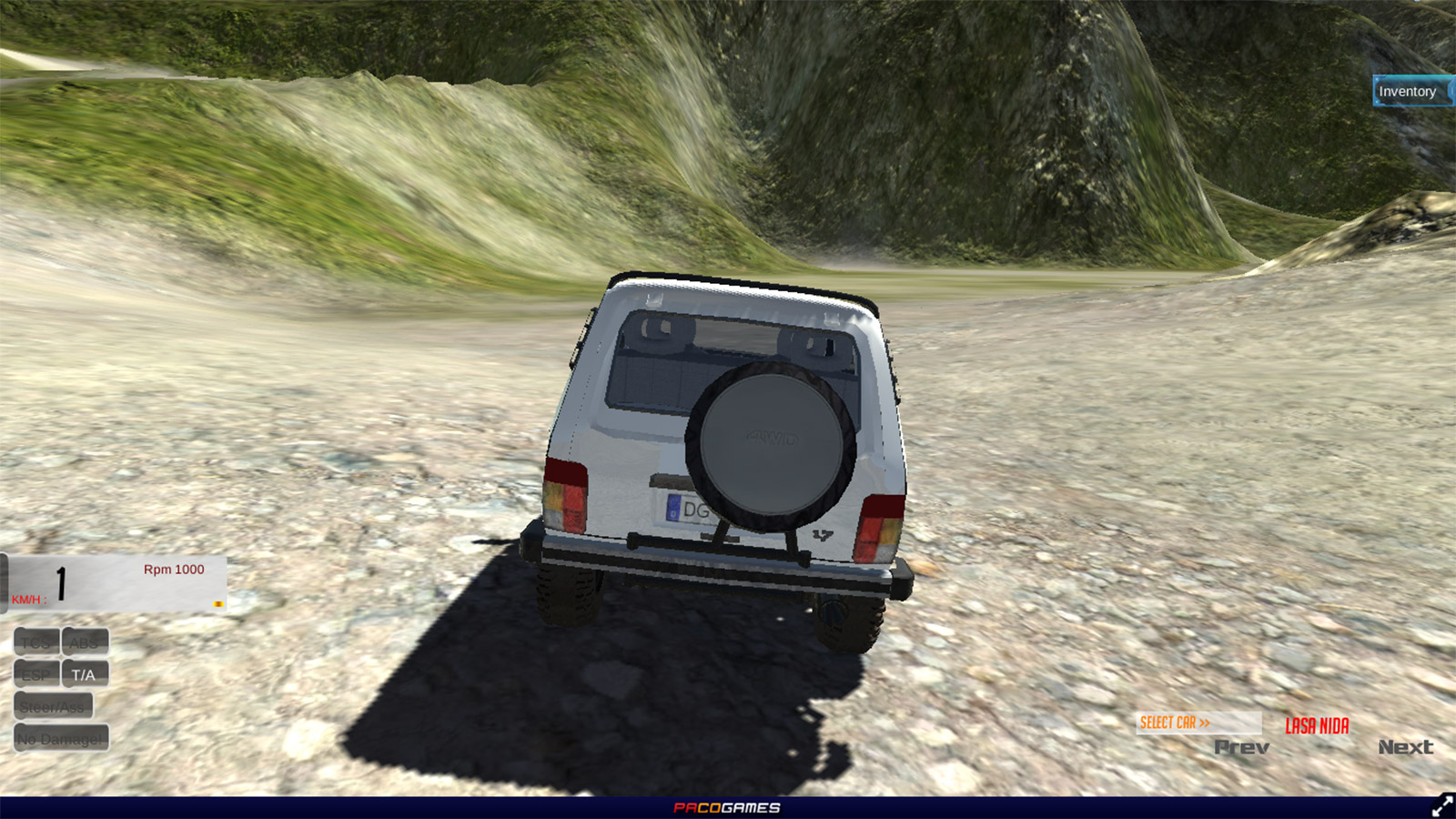 Driving Games: Scrap Metal 3 Infernal Trap