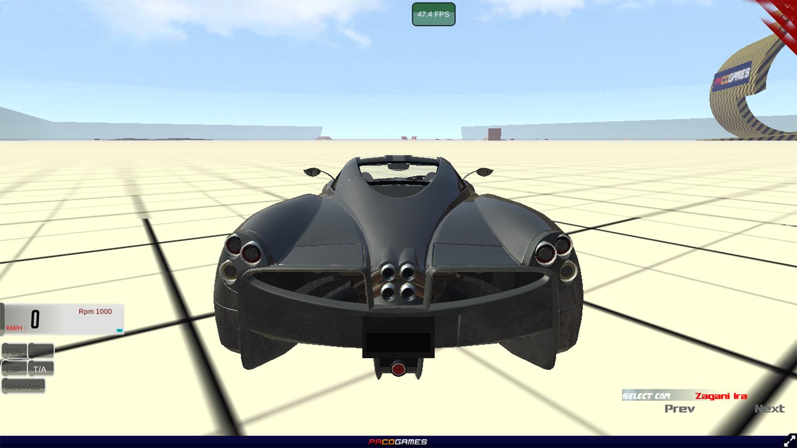 Driving Games: Scrap Metal