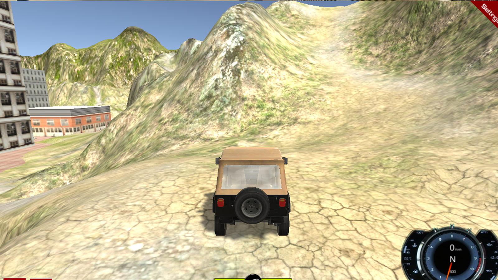 Driving Games: SplatPed Evo