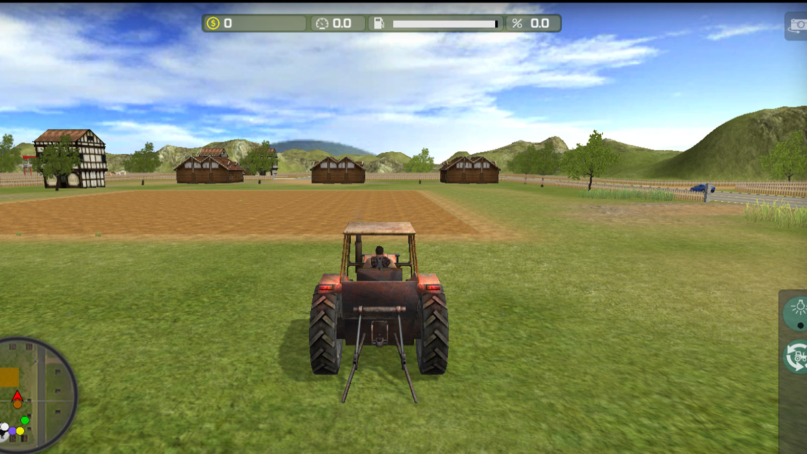Driving Games: The Farmer 3D