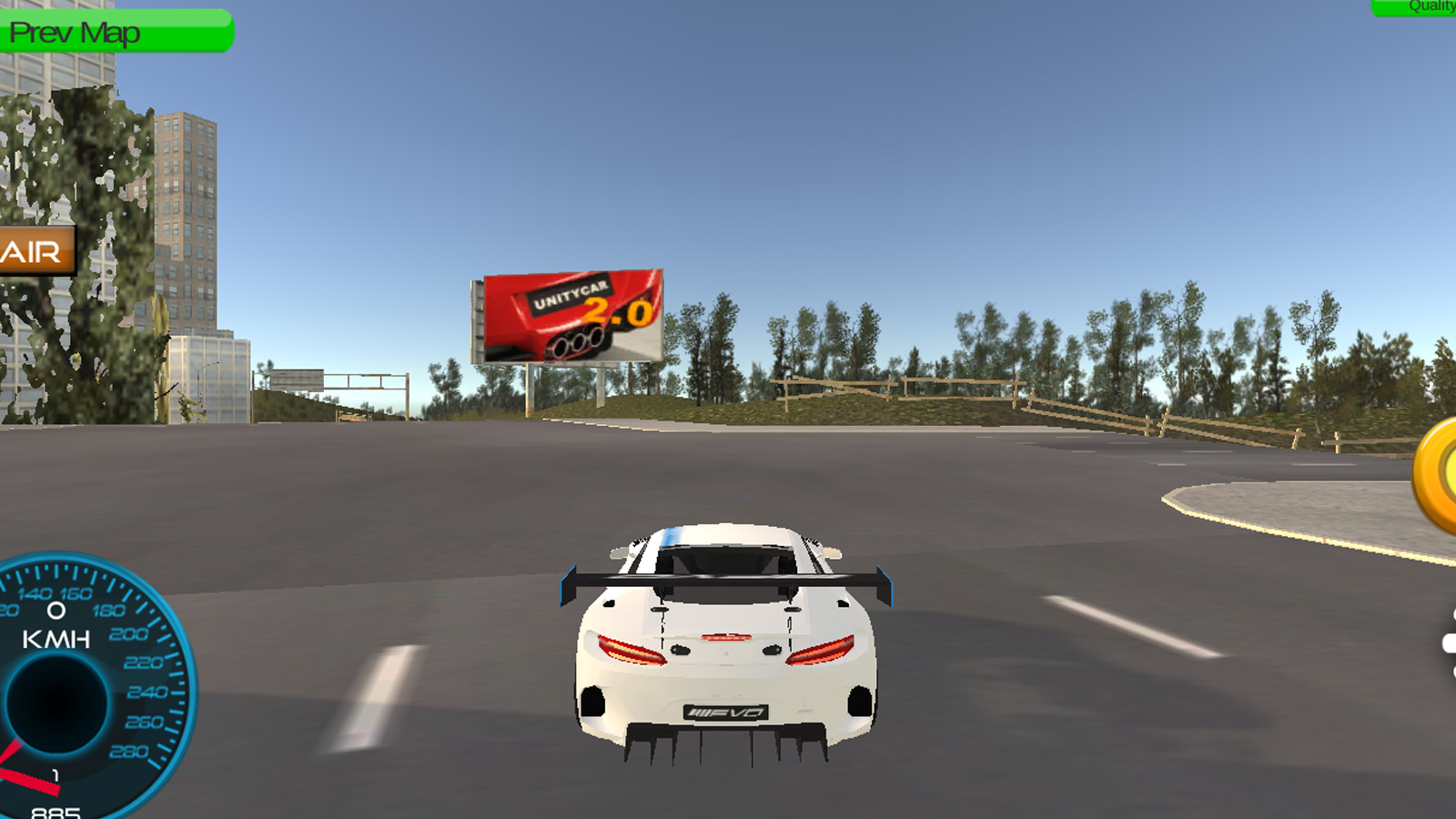 Driving Games: Top Speed 3D