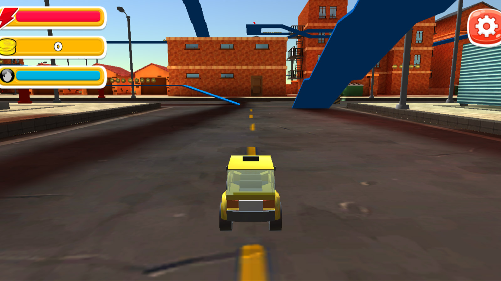 Smart Driving Games
