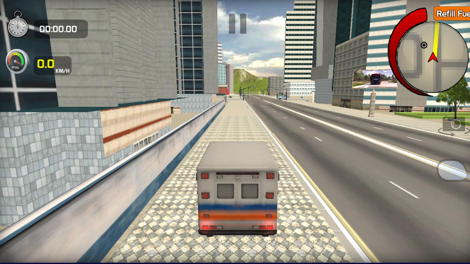 Driving Games: Truck Simulator