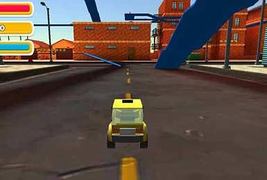 Toy Car Simulator Smart Driving Games
